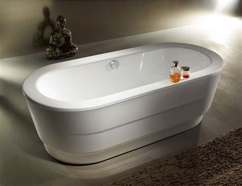 wanne kaldewei kaldewei classic duo freestanding bath with panel 1800 x 800mm