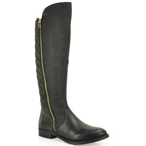 steve madden northside quilted boot at footnotesonline