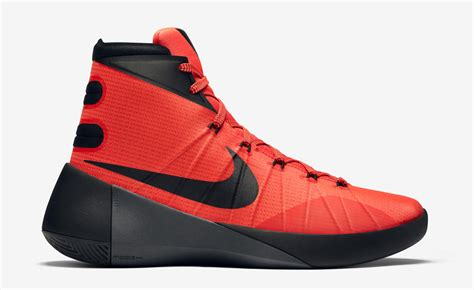 basketball shoes new releases 2015 the nike hyperdunk 2015 is inspired by the nike mag sole