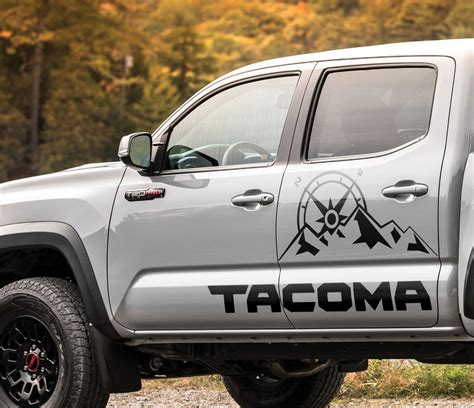 Side Stiker Sport Daihatsu Sirion 2011 2017 product toyota tacoma trd sport mountains expedition graphics side stripe decal