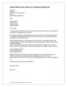Employment Covering Letter Sle by Basic Resume Templates