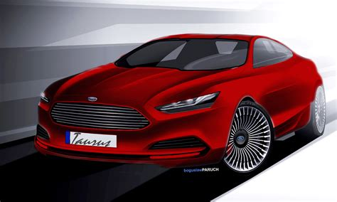 future ford taurus ford advanced design sketches may direction of 2016