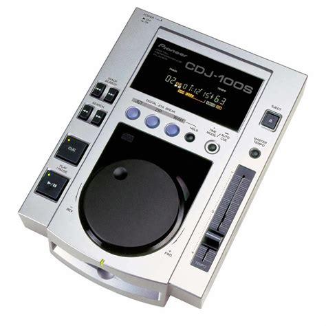 Cd Sorex Size M pioneer cdj 100s image 258435 audiofanzine