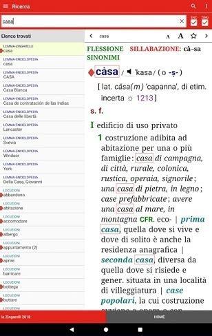 lo zingarelli 2018 vocabolario 8808938239 zingarelli 2018 il vocabolario che parla dallo smartphone tom s hardware
