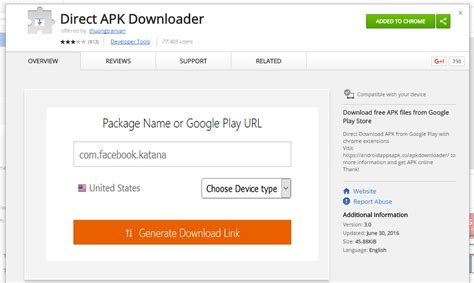 chrome web store apk downloader apk downloader extension for chrome free