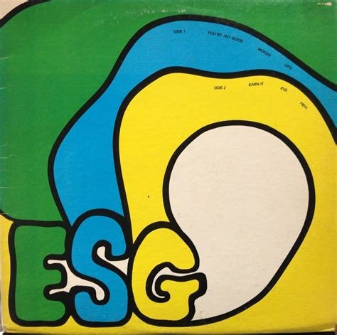 Esg Sailin Da South Vinyl - esg esg 99 records lp vinyl record 中古レコード通販