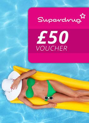 Superdrug Gift Card - win life style express co uk