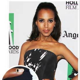 Halfmoon 2 By Eric Summers kerry washington s half moon manicure all the details