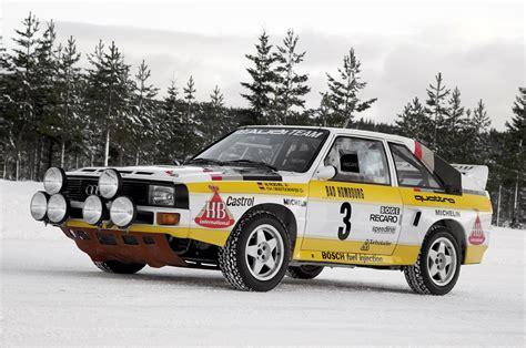 Audi Urquattro S1 by 1984 Audi Sport Quattro S1 W Video Autoblog