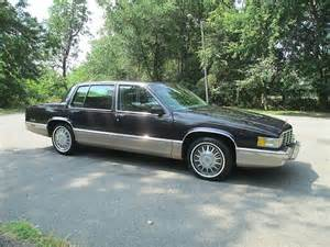 1992 Cadillac Sedan Sell Used 1992 Cadillac Sedan 4 Door 4 9l V8 Cold