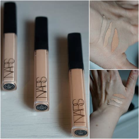 beautiful as i it nars radiant concealer review vanilla creme brulee and honey