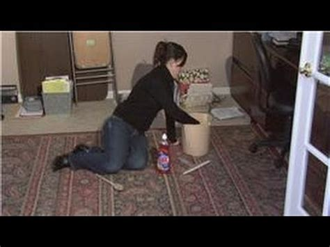 How To Put On A Rug With Leg Straps by Housecleaning Tips How To Clean An Rug
