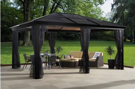 Sedona   Hard Top Gazebos   Collections   Sojag