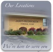 jandt fredrickson funeral home your personal remembrance jandt funeral homes la