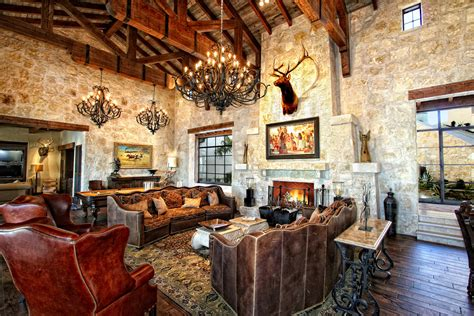 ranch home interiors luxury ranch interior design 1000 images about luxury
