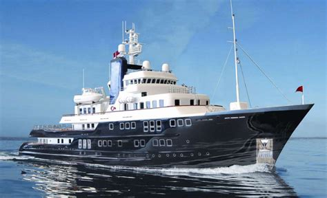 expedition boat plans the 60m expedition yacht concept by derecktor and vripack