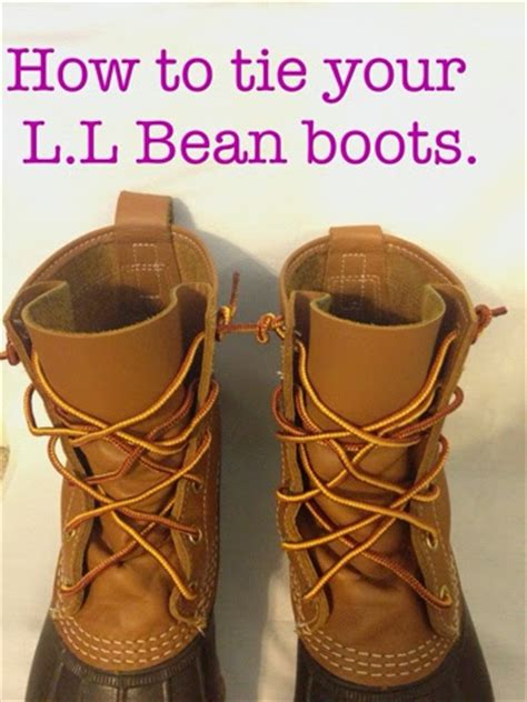 how to lace up bean boots the pink caterpillar how to tie your bean boots