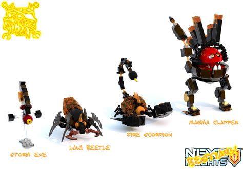 Lego Vire Monsters the world s best photos of lego and magma flickr hive mind