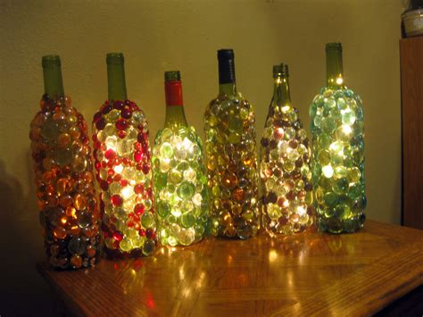 craft lights for wine bottles upcycling old jars image gallery arts crafts more by