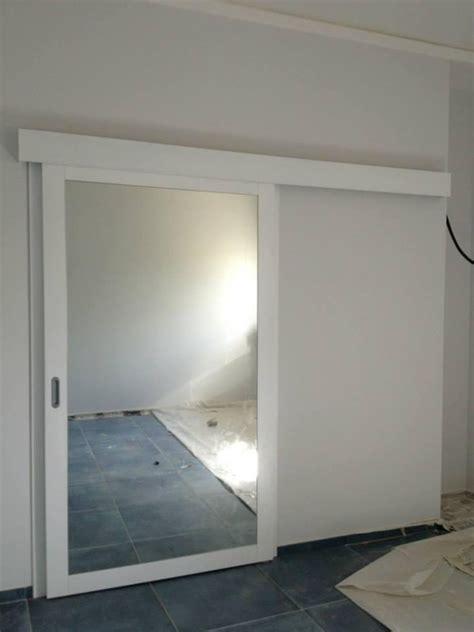 porta specchio scorrevole porta scorrevole con specchio caltagirone catania