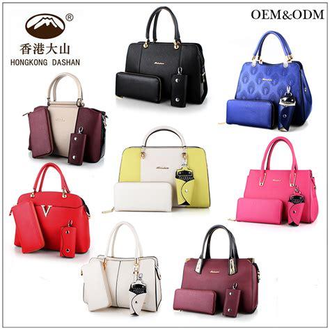 New Produk Tas Wanita 978 Tas Kerja Handbag Tote Bag Import Murah desain baru tas pu kulit tas wanita di tas set tas wanita