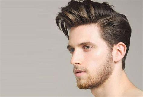 short pompadour haircuts  guys  retro flair