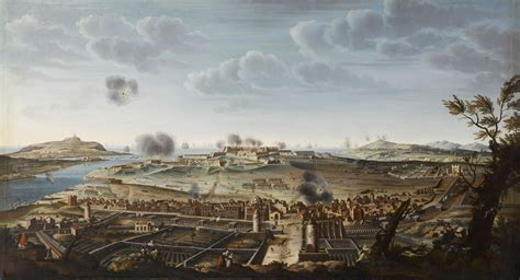 siege of siege of fort st philip 1756