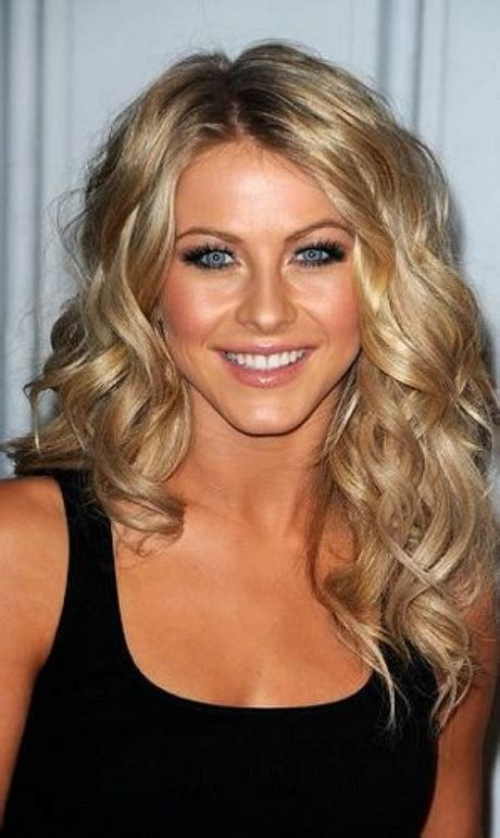 no effort medium length hairstyles for ordinary women over 50 with thin hair curly hairstyles for medium length hair
