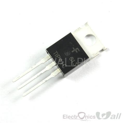 power transistor tip41c home products electronics discrete components transistors tip41c tip41 power transistor npn 100v
