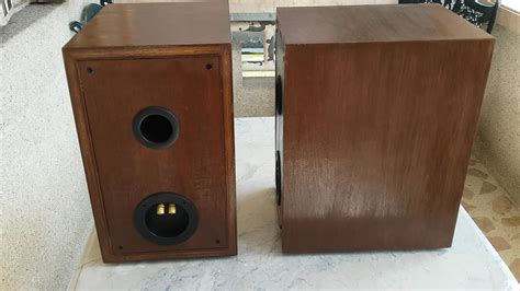 100 bookshelves speakers vintage silverfacestereo