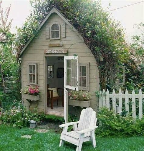 cute garden sheds cute shed greenhouses sheds potting benches pinterest
