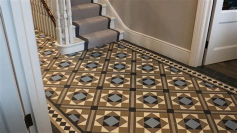 Victorian Floor Tiles   Tiles on Sheets   Geometric
