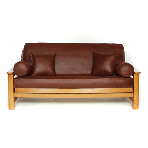 futon cover full size woodside hide full size futon cover atg stores
