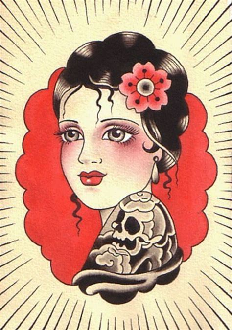 1920s tattoo designs 1920 s design ink inspiration