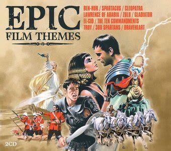 Epic Film Themes Cd | soundtrack epic film themes 2 cd 2008 imports