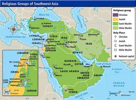 europes natural and cultural culture map southwest asia bing images 7th grade ss