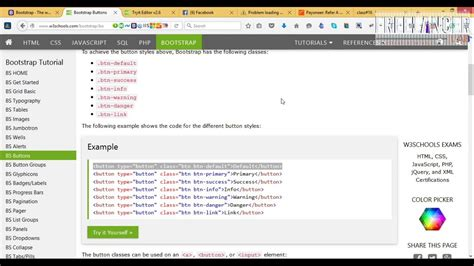 bootstrap tutorial in youtube psd to html convert how to bootstrap tutorial for