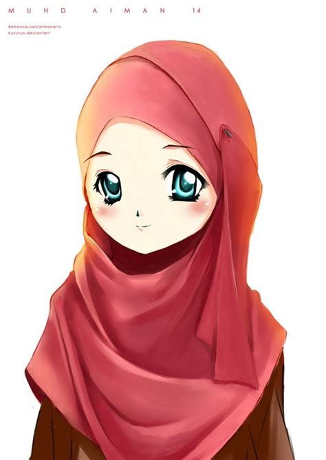wallpaper islam cantik random muslimah 6 by kuzuryo deviantart com on deviantart
