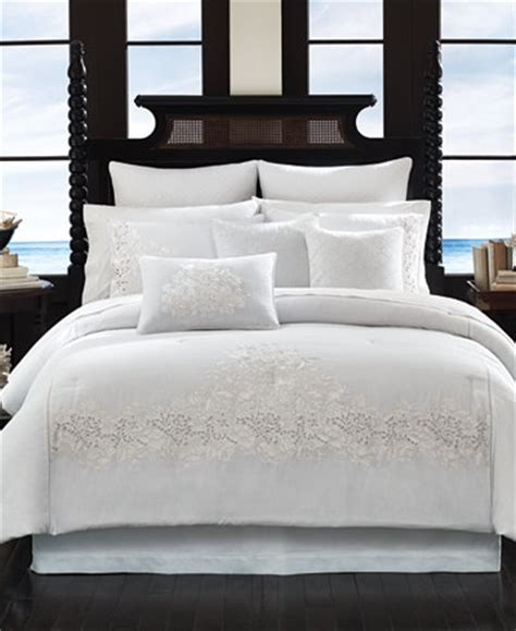 tommy bahama queen comforter tommy bahama home heirloom embroidery queen comforter set