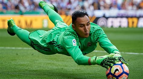 Keylor Navas Keylor Navas Beloved In Costa Rica Still Faces Real