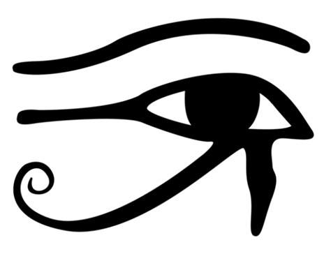 imagenes ojos egipcios significado de los s 237 mbolos esot 233 ricos egipcios
