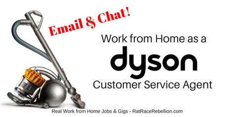 work from home as a customer service at dyson real