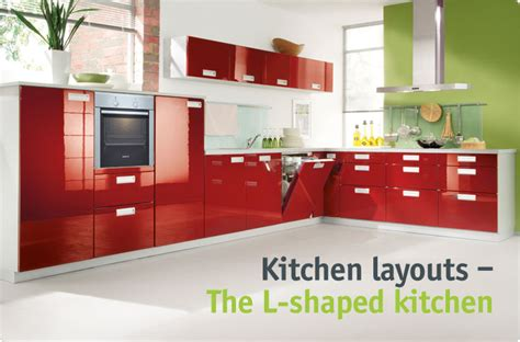Gourmet Home Kitchen Design by Clever Storage The L Shaped Kitchen