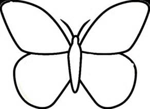 butterfly clipart easy pencil and in color butterfly
