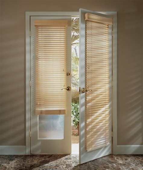 wood blinds for doors wood blinds 3 blind mice window coverings