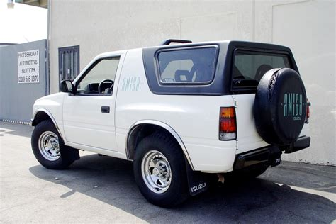 Rally Tops Quality Hardtop For Isuzu Amigo Rodeo Sport