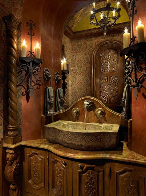 Aico Vanity Set Medieval Dream Home Pinterest