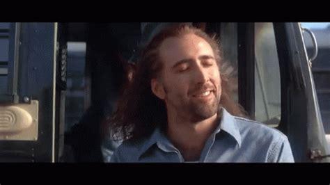 Conair Hair Dryer Nicolas Cage nicolascage nicolas gif nicolascage nicolas conair gifs