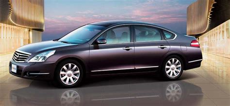 nissan teana mileage nissan teana 250 xv petrol car review specification