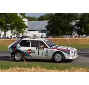 Lancia Delta S4 Group B Chassis 205  2014 Goodwood Festival Of Speed